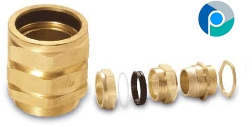 Brass Cw Type Cable Glands