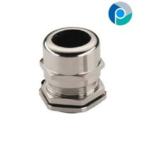 Brass Weather Proof Double Compression Cable Gland