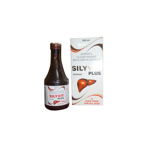 Silymarin With B Complex Syrup