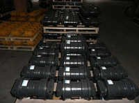 Excavator Track Rollers - ITR, KMF, CH