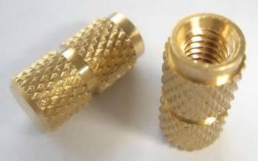 Brass Molding Insert Exporter