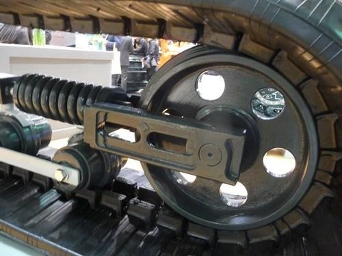 Excavator Idlers and Spring / Track Adjuster - ITR, KMF & CH