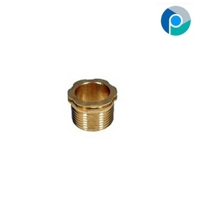Brass Hex BSPT Male Adaptor