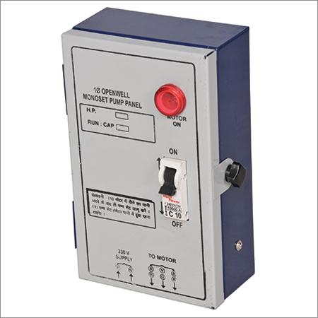 Monoset Pump Panel