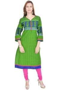 Lady Cotton Kurti