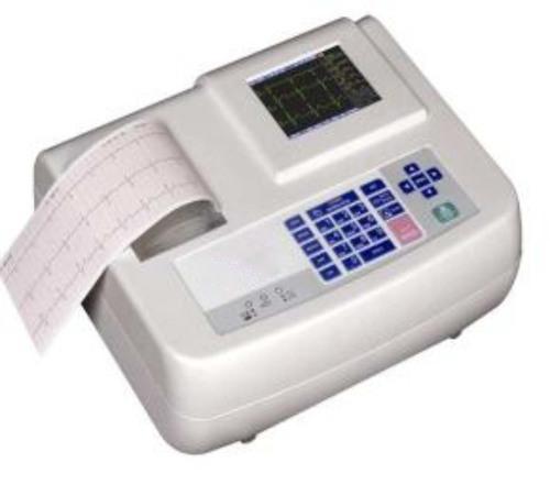 3 Channel ECG Machine
