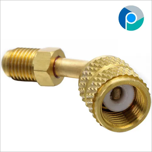 Brass Air Conditioning Connector