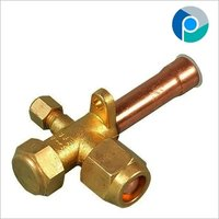 Split Air Conditioner Service Valve