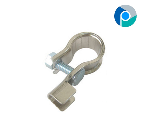Brass Crimp Clip Type Battery Terminal