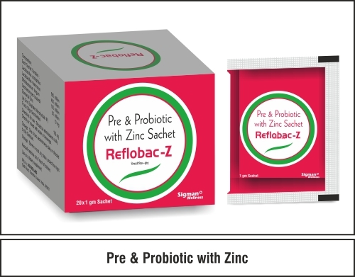 Prebiotic & Probiotic