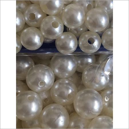 Abs Round Beads Big Hole