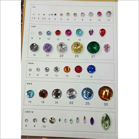 Acrylic Stone And Beads