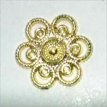Golden Metallized Beads New Product Mangal Pandey