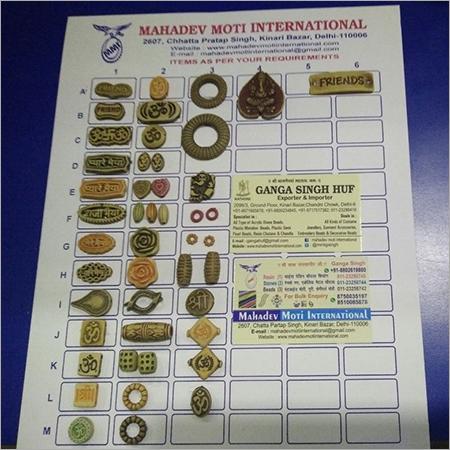 T.T Two Tone Beads & Rakhi Material Item