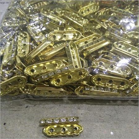 Brass Bead Caps