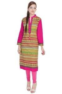 New Printed Cotton Kurti