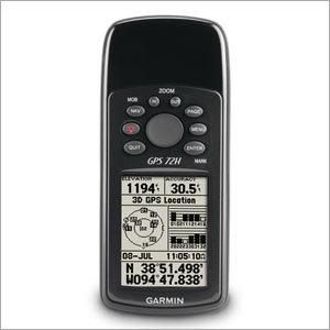 Handheld GPS Receiver Navigator