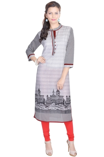Formal Cotton Kurti