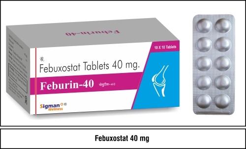 Febuxostat 40 mg