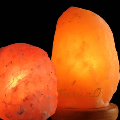 Naturo Natural Rocksalt Lamp