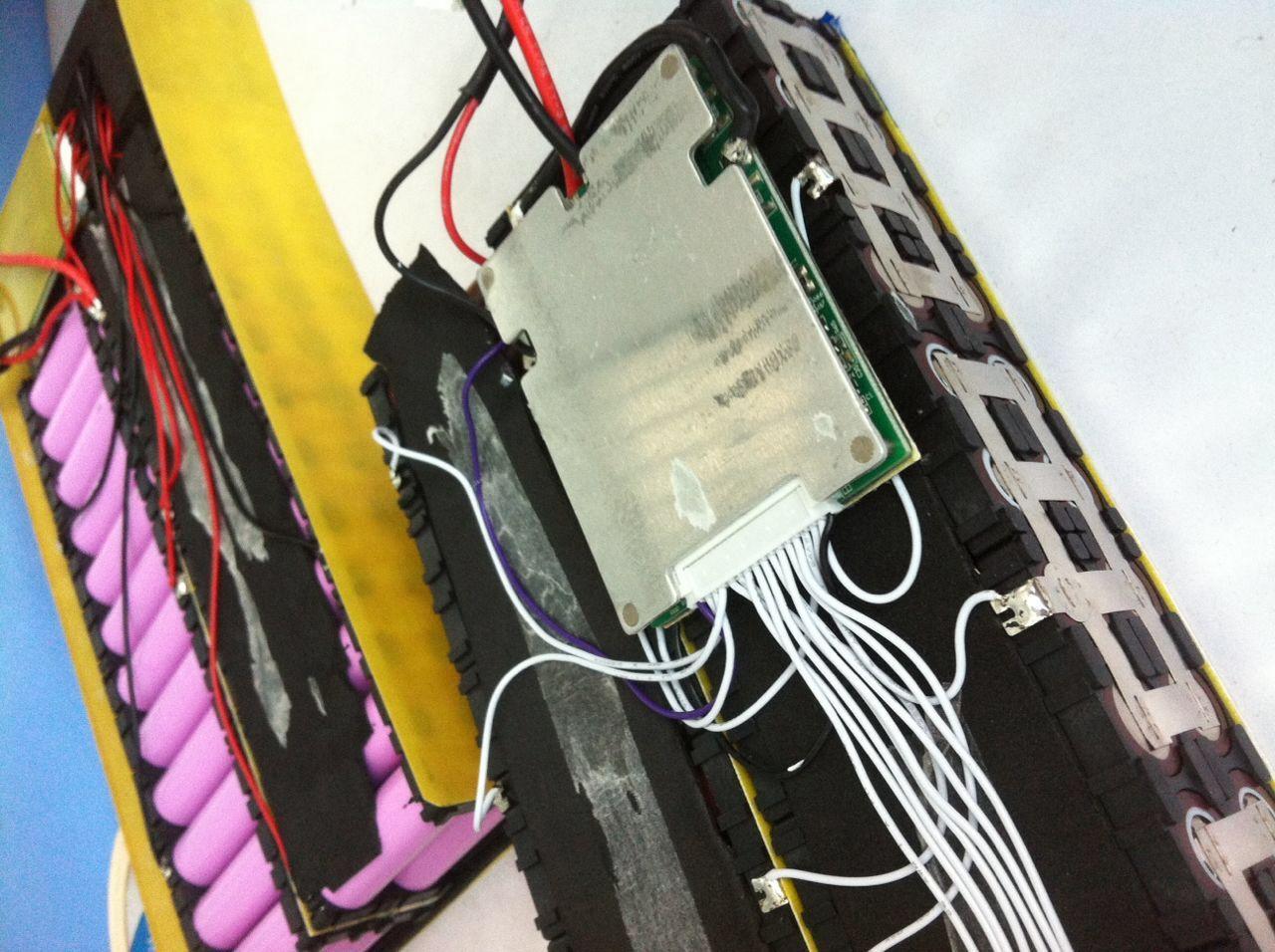 Eletrombile Battery  Pcb Board