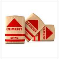 Bags Cement Front View White Background d Render 49724271