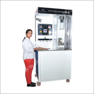 Filter Hydrostatic Burst Pressure Machine