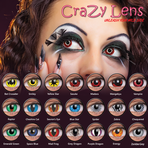 14MM Contact Lens