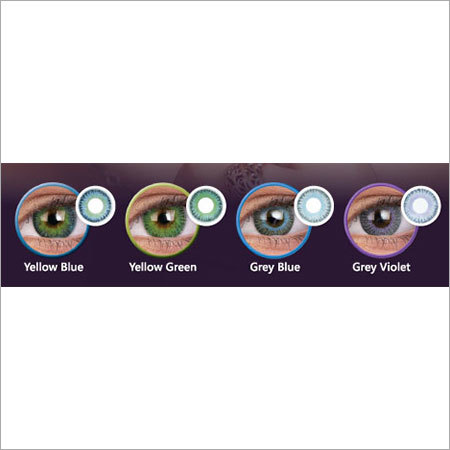 Fusion Contact Lenses