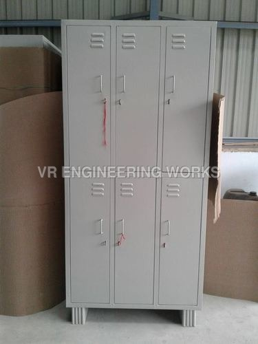 6 Door Locker Unit