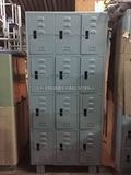 12 Door Locker Unit