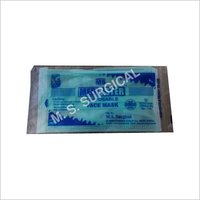 FACE MASK - 2 PLY TIE / LACE (SINGLE PACK)