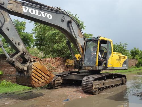 Volvo EC 300 D Excavator Spare Parts