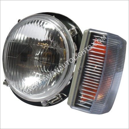 Head Light Assembly Ape 2 Hole