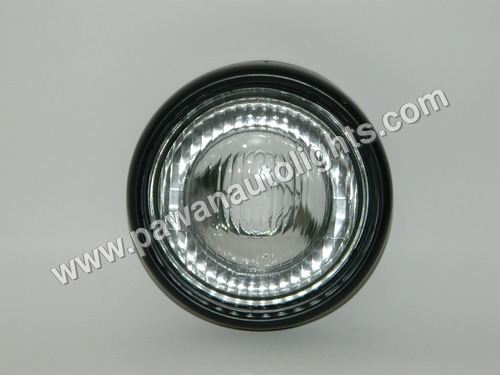 Head Light  Assembly TVS King Three Wheeler