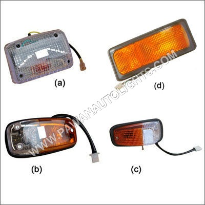 Side Light Assembly TVS King