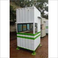 Portable Toll Booths