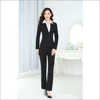 Ladies Formal Shirt Trouser