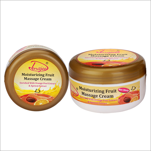 Moisturizing Fruit Massage Cream