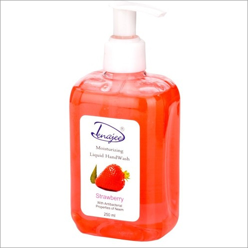 Strawberry Liquid Hand Wash