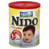 Nestle Nido 1+,2+,3+ Milk Powder , Nido Milk Powder, Nestle Nido Fortified Full Cream Milk Powder