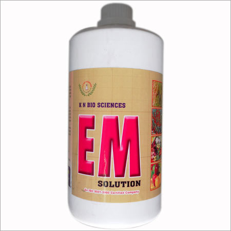EM Solution (Consortium of Effective Microbes)