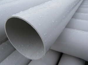 UPVC Pipe (Grey)