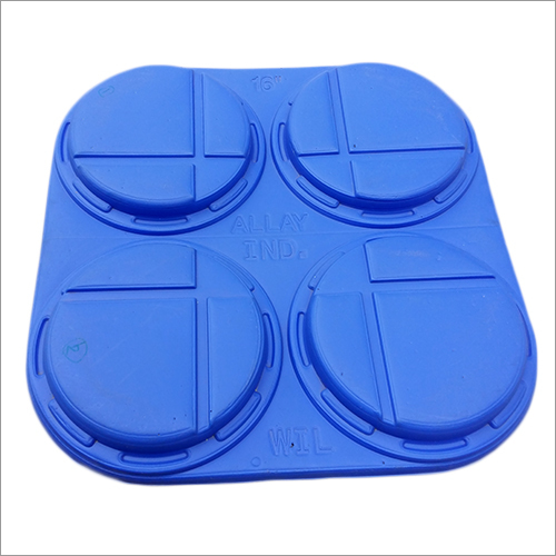 Material Handling Tray for Car Wheels