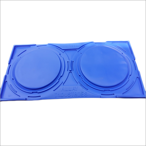 Material Handling Tray for Tractor Wheels