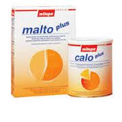 Milupa Malto-plus , Milupa Calo-plus