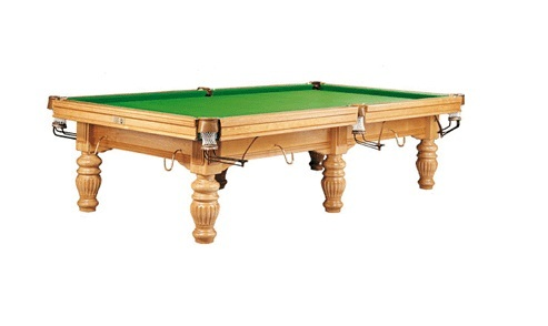 Pool Table In Super Cloth