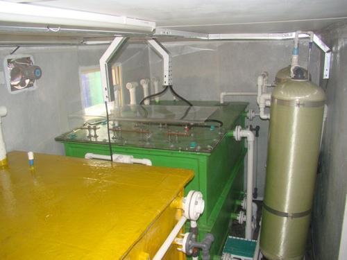 Molasses & Grain Distillery Spent Wash Treatment