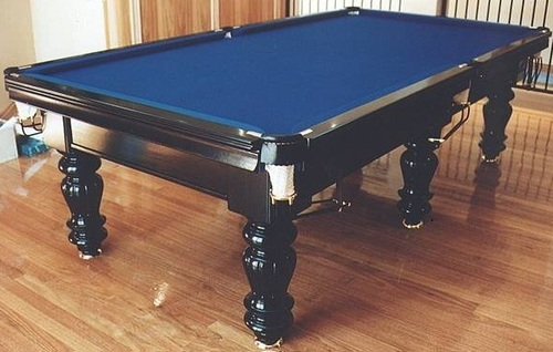 Indian Super Cloth Pool Table