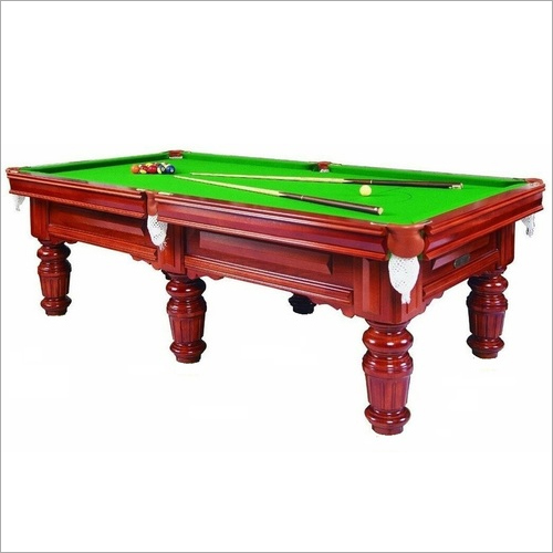 4x8 6 legs POOL TABLE